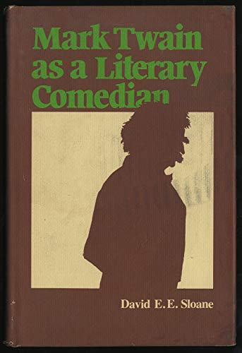 9780807104606: Mark Twain as a Literary Comedian (Southern literary studies)