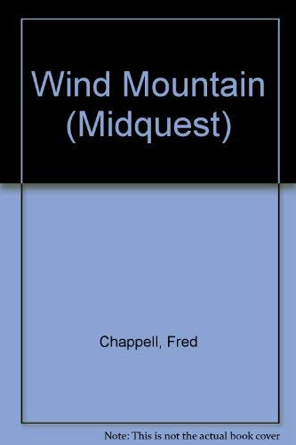 Wind Mountain: A Poem. (SIGNED)