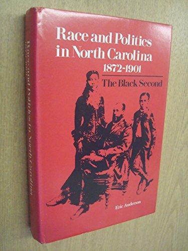 9780807106853: Race and Politics in North Carolina, 1872-1901