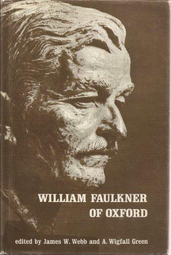 William Faulkner of Oxford