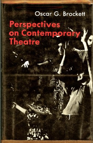 Perspectives on Contemporary Theatre (0807109398) by Brockett, Oscar Gross; Brockett, Oscar G.