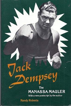 9780807111611: Jack Dempsey: The Manassa Mauler