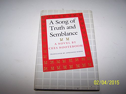 9780807111765: A Song of Truth and Semblance