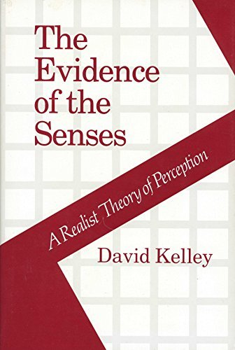 9780807112687: The Evidence of the Senses: A Realist Theory of Perception