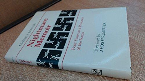 Nightmare Memoir: Four Years As a Prisoner of the Nazis: Letulle, Claude J.