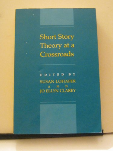 9780807115862: Short Story Theory at a Crossroads