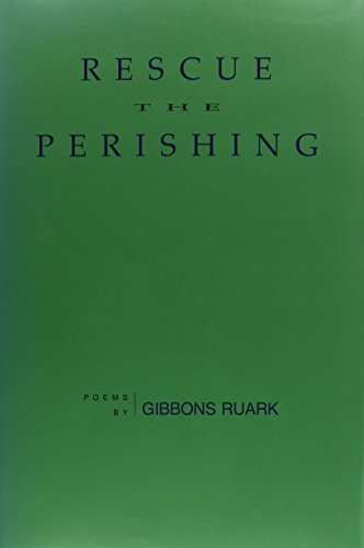 9780807116678: Rescue the Perishing: Poems