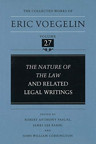 9780807116739: The Nature of the Law, and Related Legal Writings