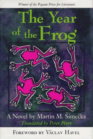 9780807118696: The Year of the Frog (Pegasus Prize for Literature)