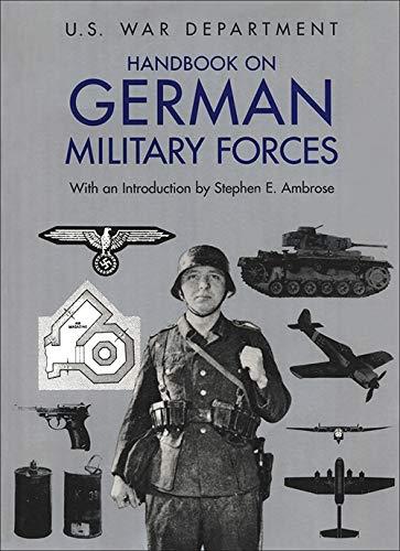 9780807120118: Handbook on German Military Forces
