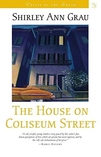 9780807121016: The House on Coliseum Street: A Novel (Voices of the South)