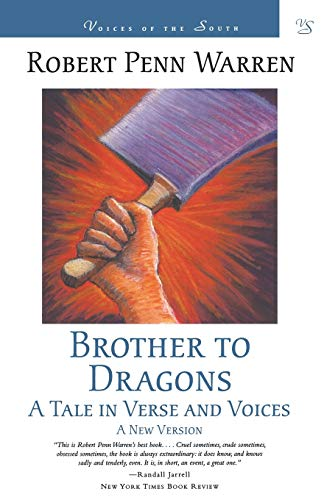 9780807121238: Brother to Dragons: A Tale in Verse and Voices (Voices of the South)