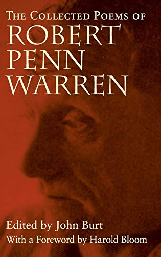 The Collected Poems of Robert Penn Warren (0807123331) by Robert Penn Warren