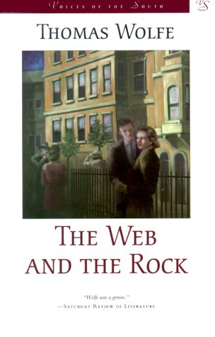 9780807123898: The Web and the Rock (Voices of the South)
