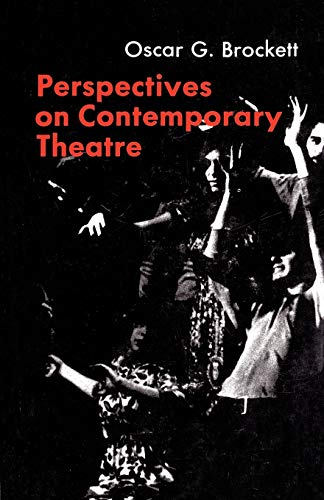 Perspectives on Contemporary Theatre (Paperback)