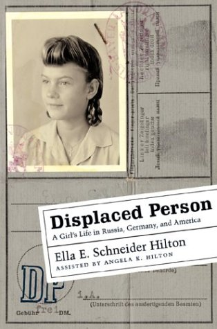 9780807128787: Displaced Person: A Girl's Life in Russia, Germany, and America