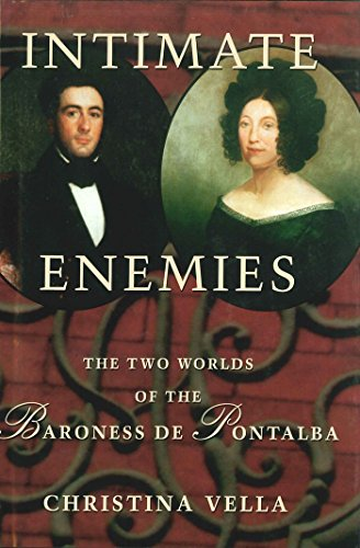 9780807129623: Intimate Enemies: The Two Worlds of Baroness de Pontalba: The Two Worlds of the Baroness De Pontalba