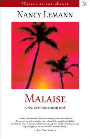 9780807129678: Malaise: A Novel (Voices of the South)