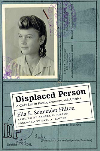 9780807131923: Displaced Person: A Girl's Life in Russia, Germany, and America