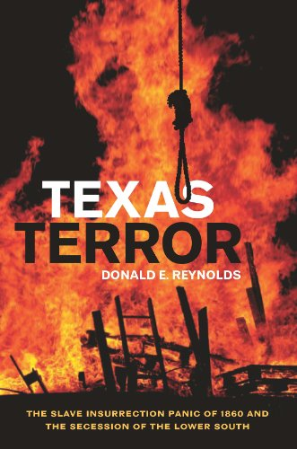 9780807132838: Texas Terror: The Slave Insurrection Panic of 1860 and the Secession of the Lower South (Conflicting Worlds: New Dimensions of the American Civil War)