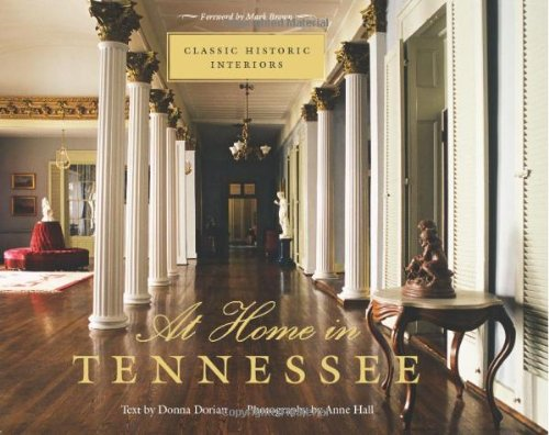 9780807134474: At Home in Tennessee: Classic Historic Interiors