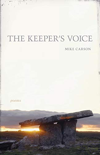 9780807136188: The Keeper's Voice: Poems (Southern Messenger Poets)