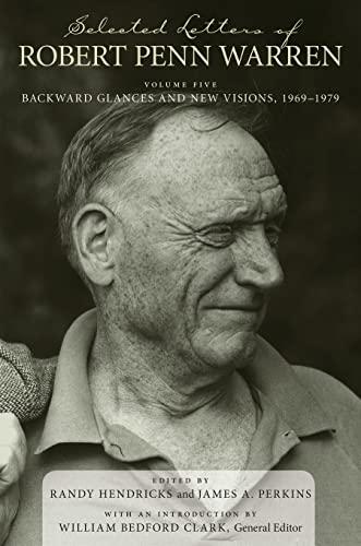 9780807138274: Selected Letters of Robert Penn Warren: The