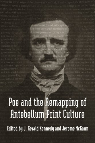 Poe and the Remapping of Antebellum Print Culture (Hardcover)