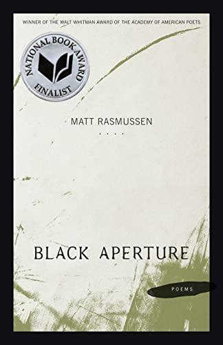 9780807150863: Black Aperture