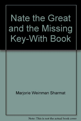 9780807200407: Nate the Great and the Missing Key-With Book