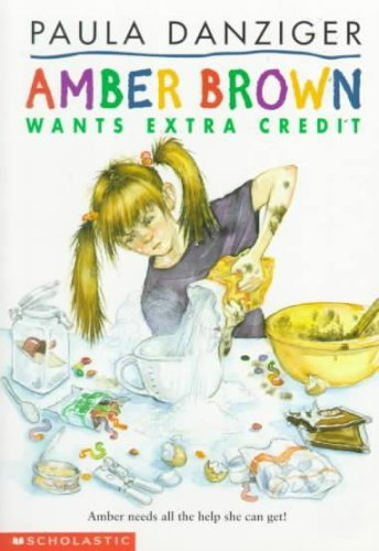 9780807203637: Amber Brown Wants Extra Credit (Amber Brown)