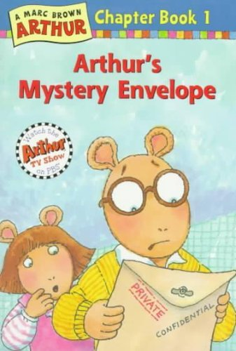 9780807203729: Arthur's Mystery Envelope