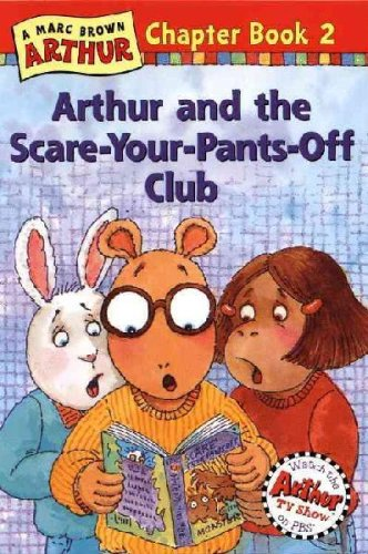 9780807203767: Arthur and the Scare-Your-Pants-Off Club