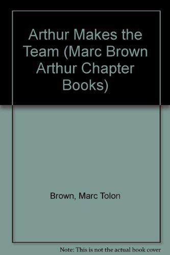 9780807203798: Arthur Makes the Team