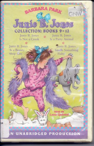 Junie B. Jones Collection: Books 9-12 (0807205249) by Barbara Park