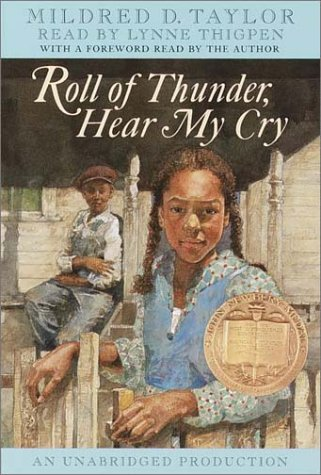 a literary analysis of roll of thunderm hear my cry by mildred d taylor About roll of thunder, hear my cry winner of the newbery medal, this remarkably moving novel has impressed the hearts and minds of millions of readers set in mississippi at the height of the depression, this is the story of one family's struggle to maintain their integrity, pride, and independence in the face of racism and social.