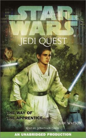 9780807208298: Star Wars: Jedi Quest #1: The Way of the Apprentice