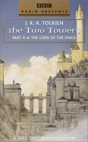 9780807209073: The Two Towers: Part II of The Lord of the Rings (J.R.R. Tolkien)