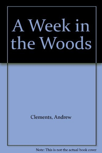 9780807209622: A Week in the Woods