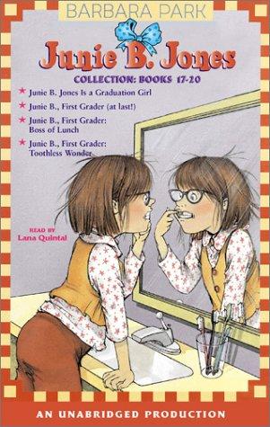 9780807209646: Junie B. Jones Audio Collection, Books 17-20