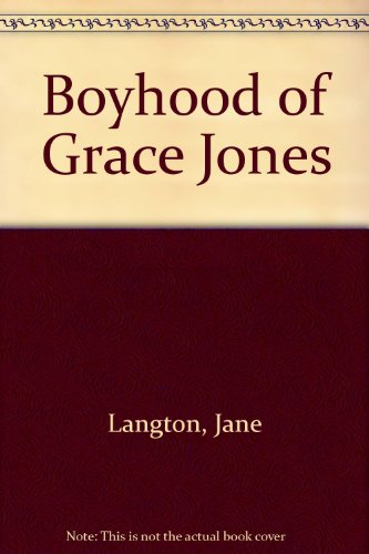 9780807210628: Boyhood of Grace Jones