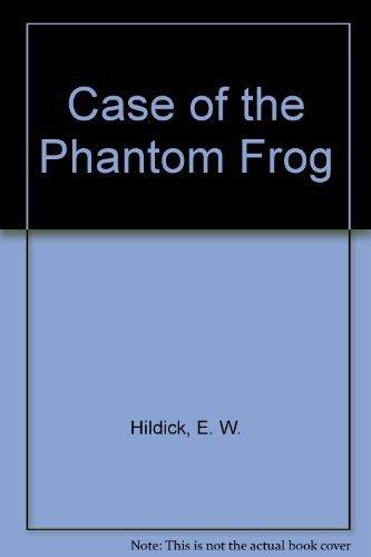 9780807211083: Case of the Phantom Frog