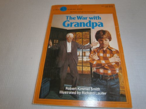 9780807211168: The War With Grandpa