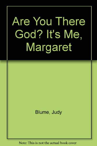 9780807211380: Are You There God? It's Me, Margaret