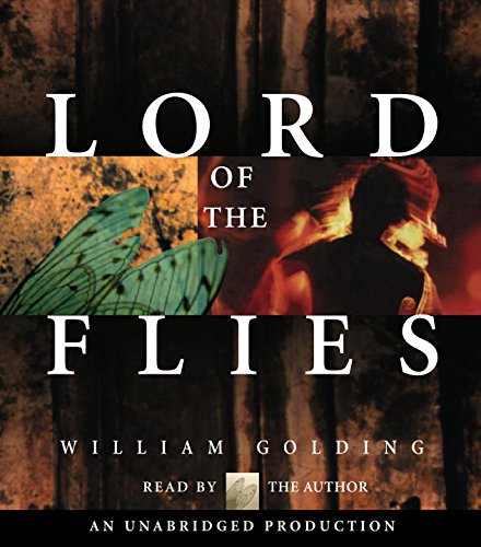 Lord of the Flies (Lib)(CD): Golding, William