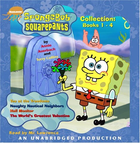 9780807218839: Spongebob Squarepants Collections: Books 1-4