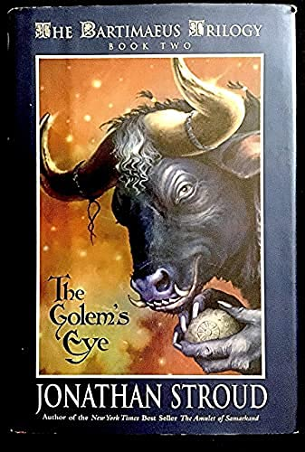 9780807219799: The Golem's Eye