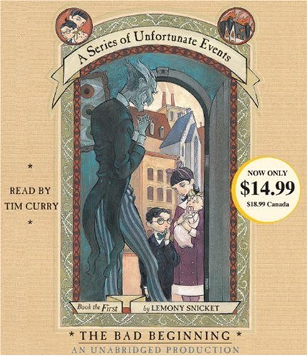 9780807219904: The Bad Beginning (A Series of Unfortunate Events, Book the First)