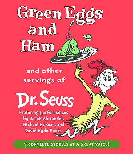 9780807219928: Green Eggs and Ham and Other Servings of Dr. Seuss