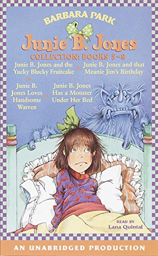 9780807220115: Junie B. Jones Collection, Books 5-8